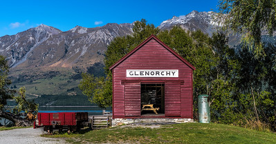 Glenorchy, South Island, New Zealand