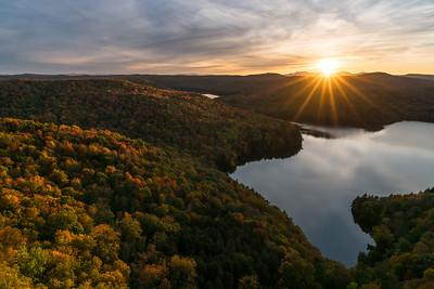 Vermont Sunset