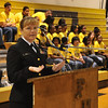 Fayette Middle Veteran's Day program
