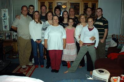 Young Family Christmas - 2006