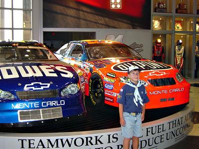 johnson and gordon cars