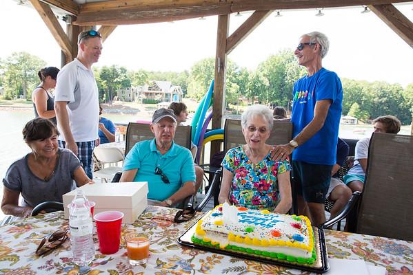 Sylvia's Birthday Party 2015
