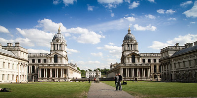 Greenwich, just outside of London