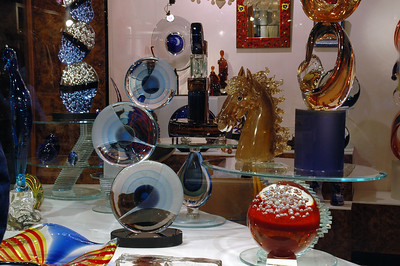 Glorious Venetian glass