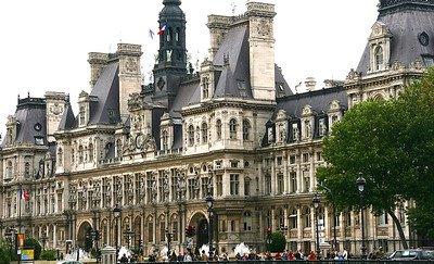 Hotel de Ville - Paris City Hall
