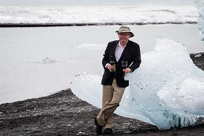 Bernd and ice wine