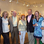 Tom and Linda Stosberg, John and Jan Porter, Paul Cowden, Kelly-Marie Bohnert and Jody Walters.