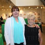 Yvette Miller and Jo Cornell.