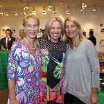 Therese Riede, honoree olympian Dotsie Bausch and Jenny Raque.