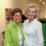Jo Scheid and Linda Stosberg.