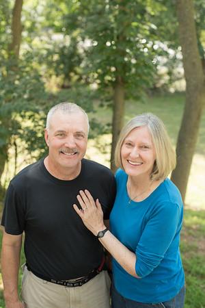 Mark & Kathy