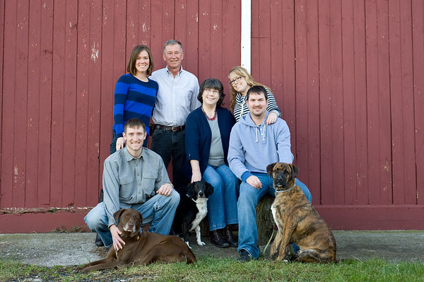 Myers Family 2014