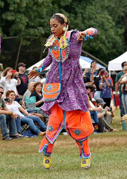 POW WOW -  Iroquois Indian Festival