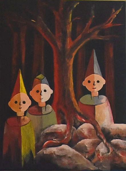 New Britain Art League Exhibit