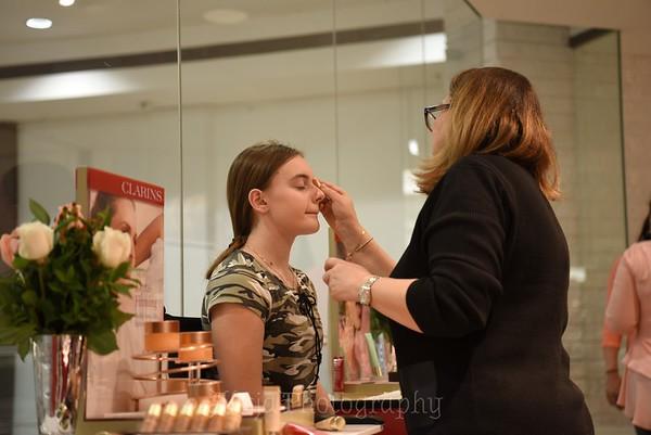 Roksi - Clarins Makeup Showcase
