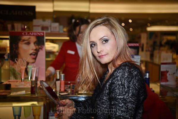 Wiola - Clarins Makeup Showcase