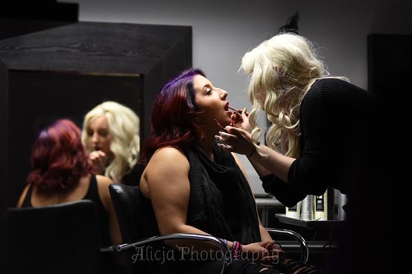 Makeup and Hair Showcase
