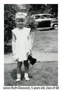 Jeanette Mann Crieghton - '54