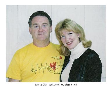 Janice Glasscock Johnson - '68