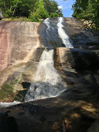NC_Stone Mountain Waterfall