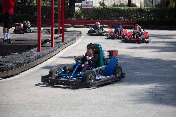 Birthday Party - Cars, Boats and Racing