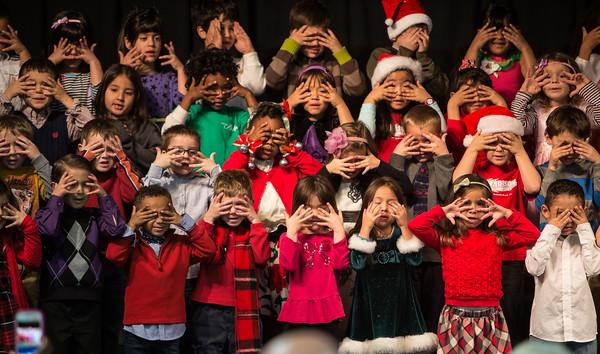 Madison Kindergarten Holiday Dance