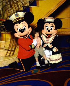 Disney Cruise - Mexican Riviera 1-2011