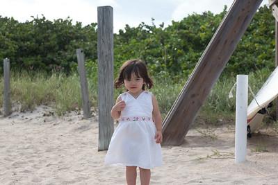 Gabrielle Florida Trip  9-2010