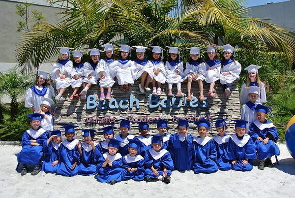 Beach Babies Graduation - June 2013