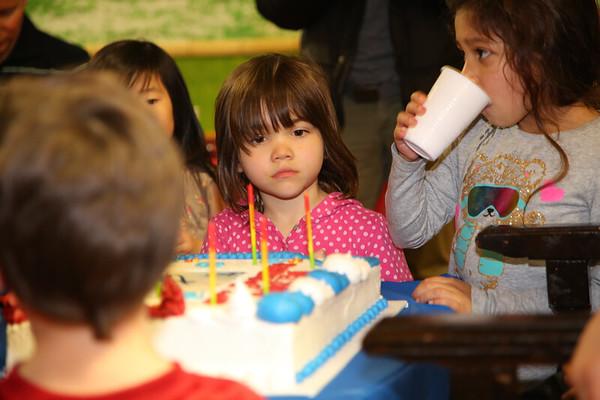 Nathanial's Birthday