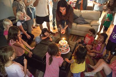 Gabrielle's 6th Birthday