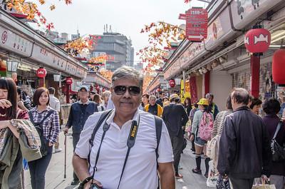 Happy in Japan