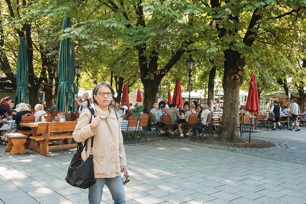 In Munich