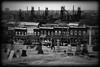 Bethlehem, PA graveyard, similar to Walker Evans' well-known shot.