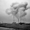Smoke over Newport Power Station in Uskmouth