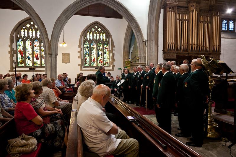 Caerleon Ats Festival St Cadoc's Church 2013