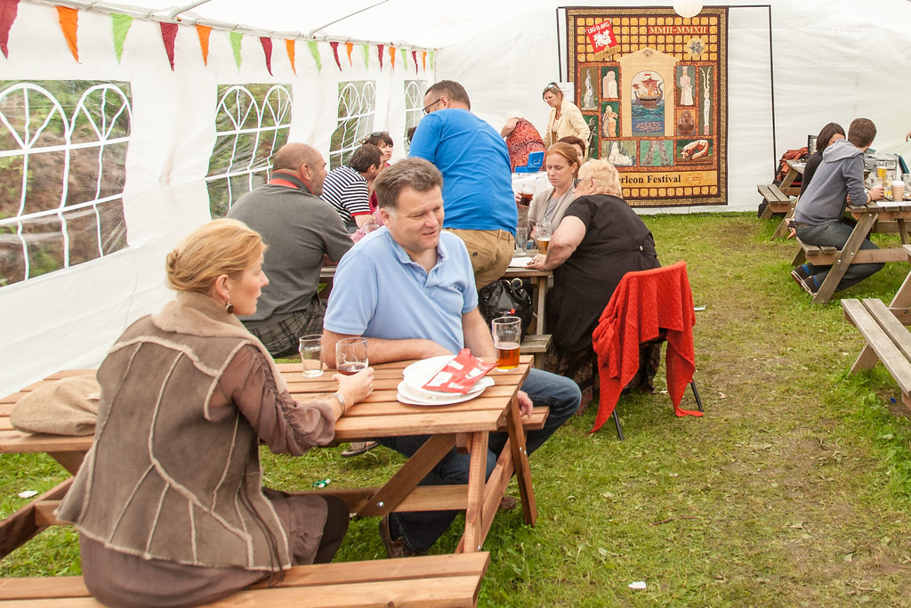 Caerleon Arts Festival @ The Bell Inn 2012