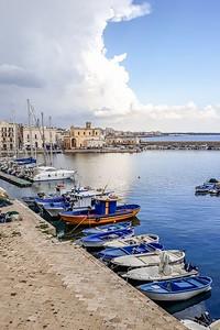 Italy May 2018 Puglia region