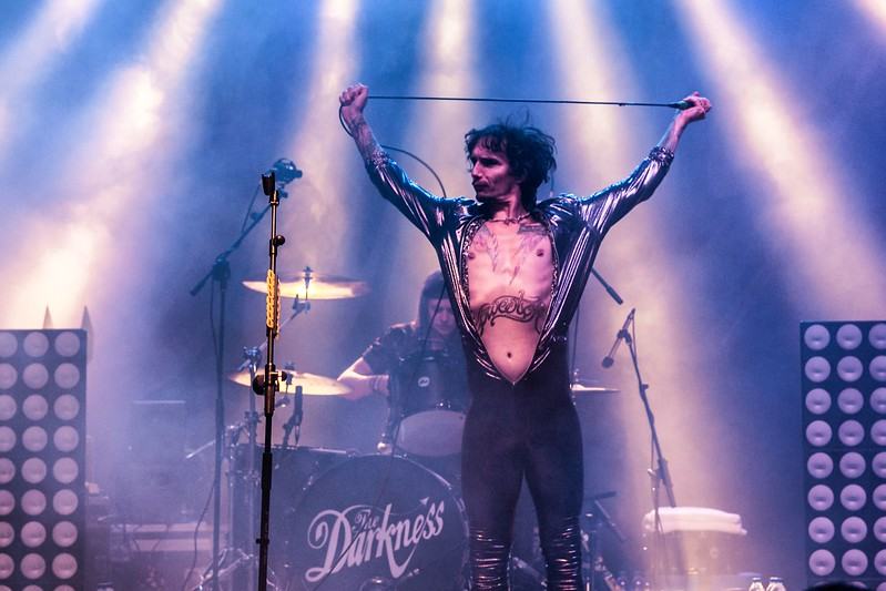 The Darkness at Steelhouse Festival