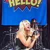 Hey Hello band at Steelhouse Festival