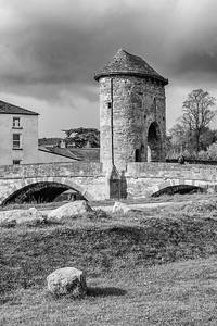Monnow Bridge, Monnow Street, Monmouth, South Wales 17