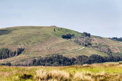 Mynydd Machen views -21 Twmbarlwm Hill