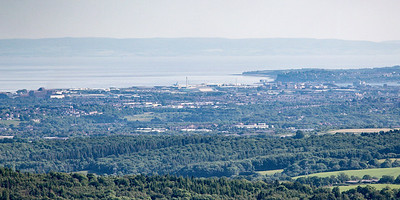 Mynydd Machen views -14 Cardiff and the Bay