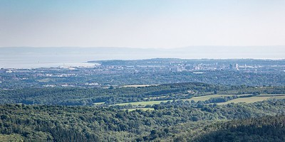 Mynydd Machen views -13 Cardiff and the Bay