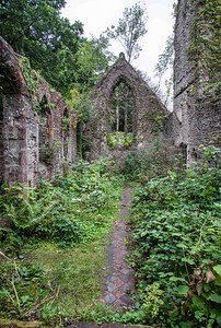 The Church of St Mary the Virgin in Tintern 22