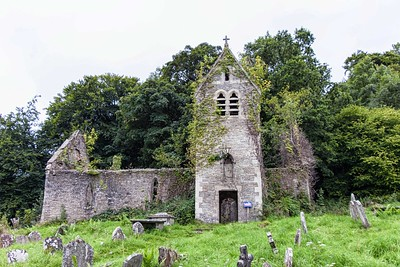 The Church of St Mary the Virgin in Tintern 12