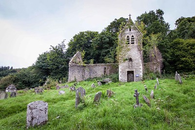The Church of St Mary the Virgin in Tintern 11
