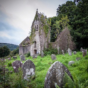 The Church of St Mary the Virgin in Tintern 10
