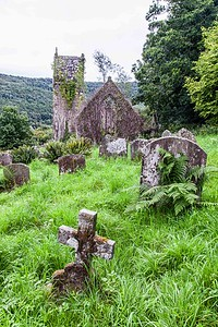 The Church of St Mary the Virgin in Tintern 09