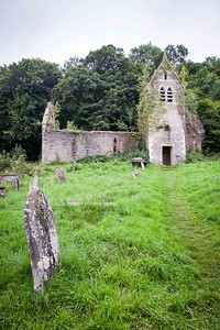 The Church of St Mary the Virgin in Tintern 16